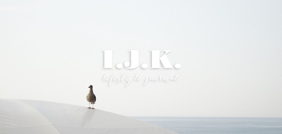 I.J.K. Lifestyle Journal | RU