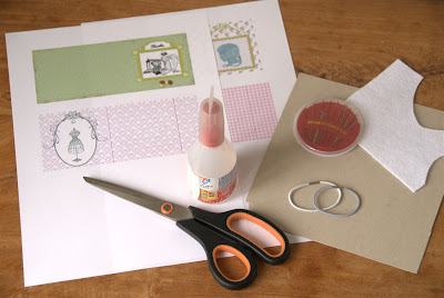 DIY Naaldenmapje DIY Needles van Jalien