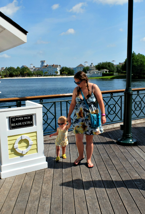 Walt Disney World resort, crescent lake