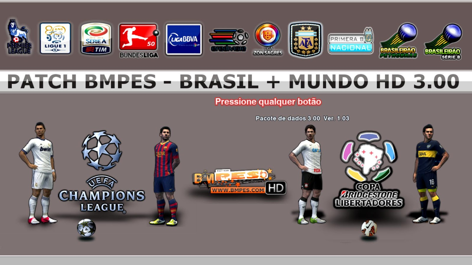 Download PES 2015 Patch, PES 2014 Patches Update, PES 2013 Patch, PES Edit,