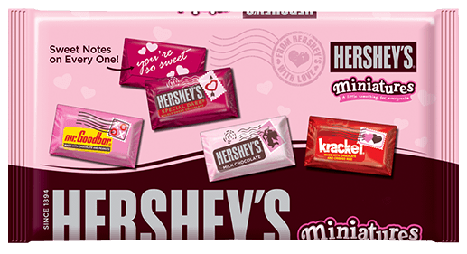 Hershey's seasonal