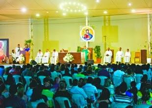 Comunidades católicas ampliam força e atraem fiéis no Ceará