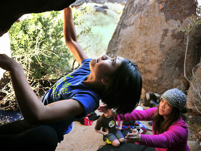 A Mother's Love - An Interview With Moms of Two Competition Climbers