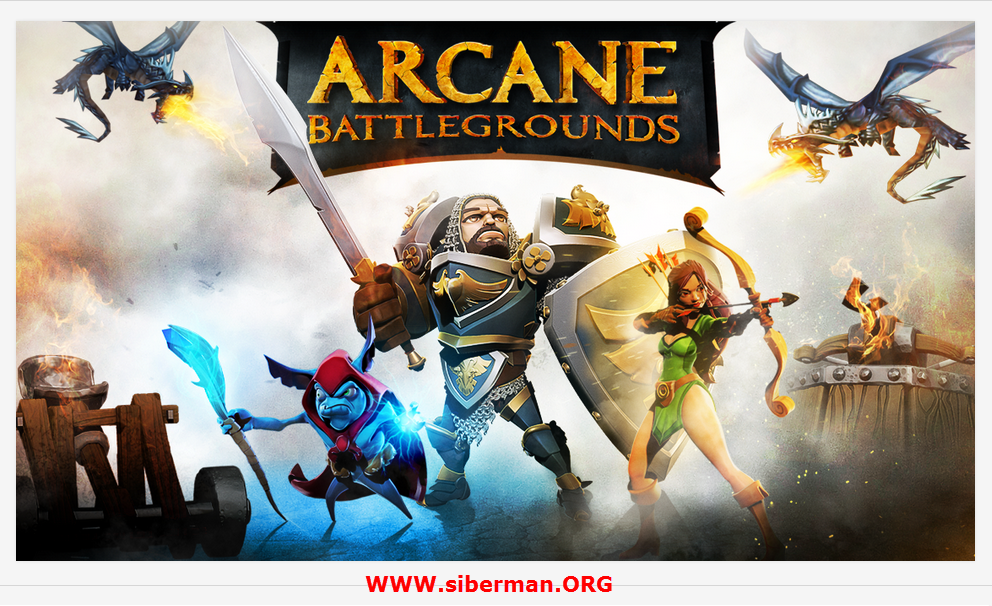 Android Arcane Battlegrounds Apk resimi 3