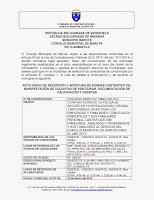 COMISIÓN DE LICITACIONES