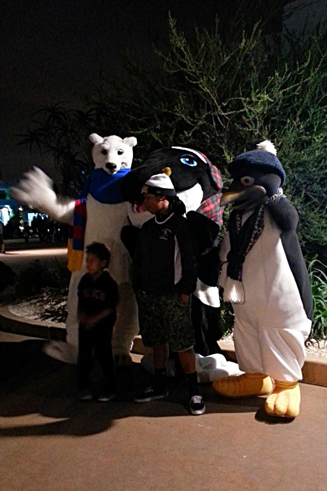 The festive and family fun christmas celebration at seaworld san diego