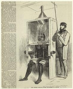 US Slave: Water Torture
