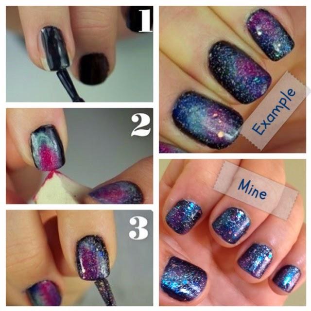 DIY de uñas!