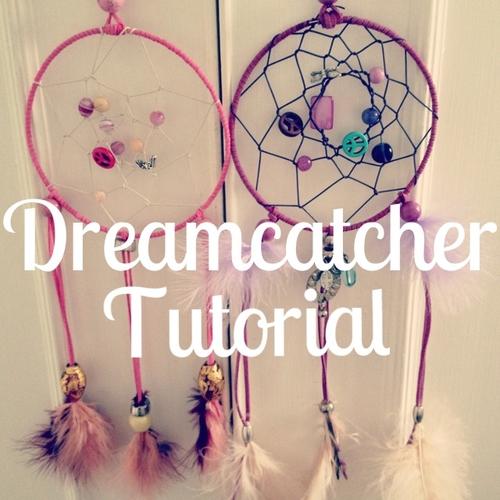 Fifty six freckles diy dreamcatcher tutorial for Dreamcatcher diy tutorial