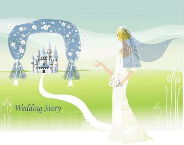 Imagenes de novias para invitaciones