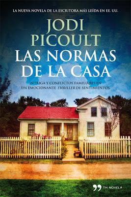 Las normas de la casa (Jodi Picoult) House rules