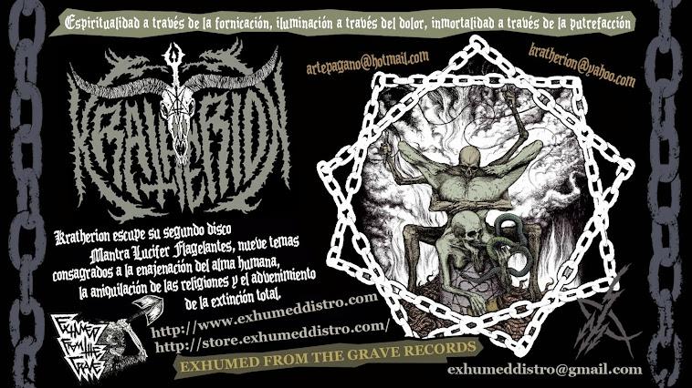 Kratherion/Mantra Lucifer Flagelantes...nuevo Cd