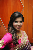 Samantha gorgeous photos in saree-thumbnail-12