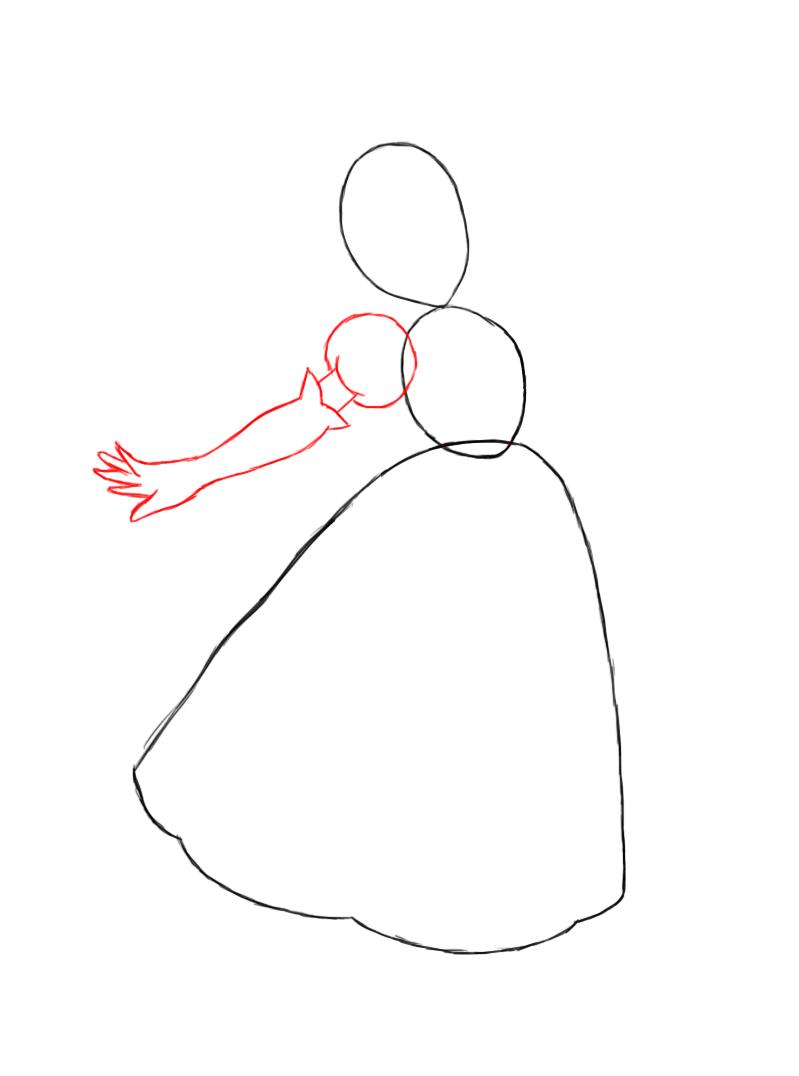 How To Draw A Princess Dress Step By Step Images How To Draw A Princess Dress Step By Step Printable