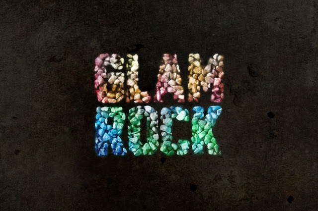 Estilo Glam Rock