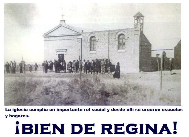 La Iglesia en los comienzos de la Colonia cumplía un importante rol social.