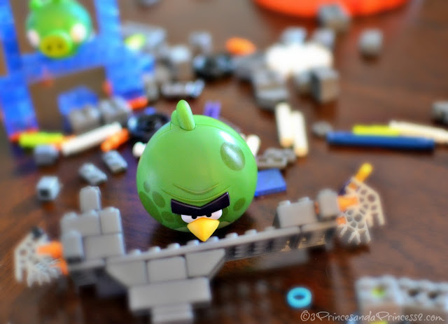 Angry Birds building toys