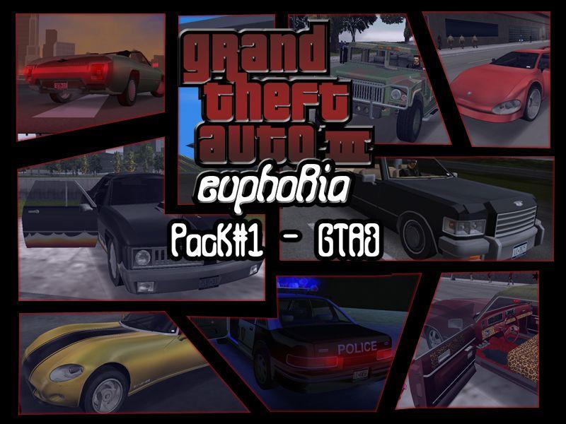 gta 3 cars. pack for GTA 3,
