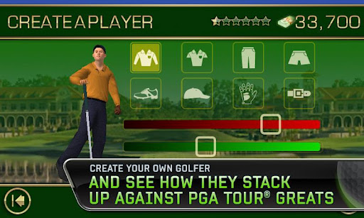 Tiger Woods PGA TOUR® 12 Apk