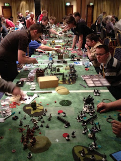 UK Games Expo Warmachine Tournament