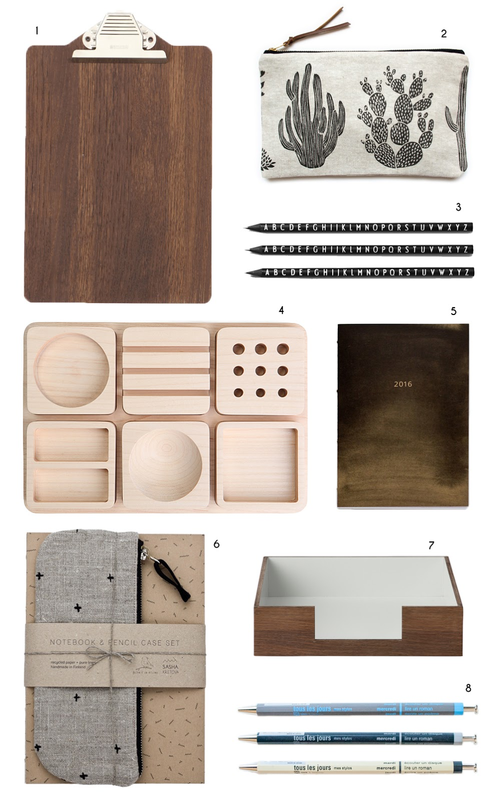 stationery gift guide