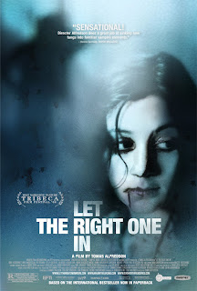 "31 Days of Horror Day 1 - ""Let the Right One In"" (2008)"