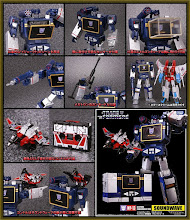 Pre-Order - Takara Tomy Transformers Masterpiece MP-13 Soundwave (Reissue)