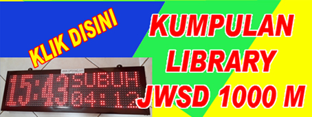Unduh Library Project jws 1000m