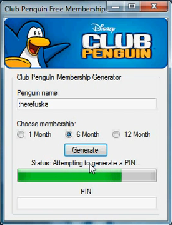Club penguin membership hack no download 2013