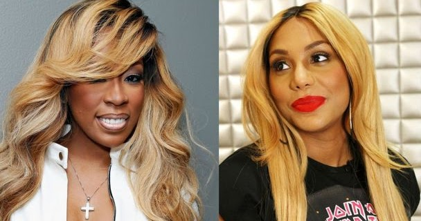 K. Michelle wants to end Tamar Braxton beef and talks