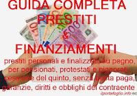 guida completa a finanziamenti e prestiti
