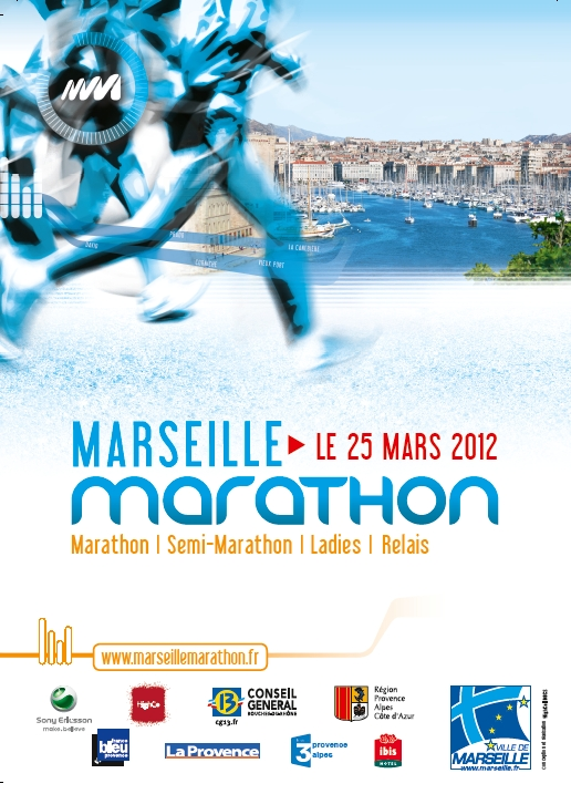 TLC Running And CO Marathon De Marseille