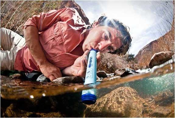 LifeStraw 生命吸管