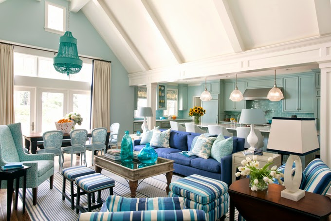 House Of Turquoise Tobi Fairley Interior Design