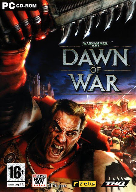 Portada del juego Down of War