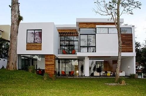 Fachadas de casas de campo fotos de fachadas de casas de Pisos para exteriores de casas modernas