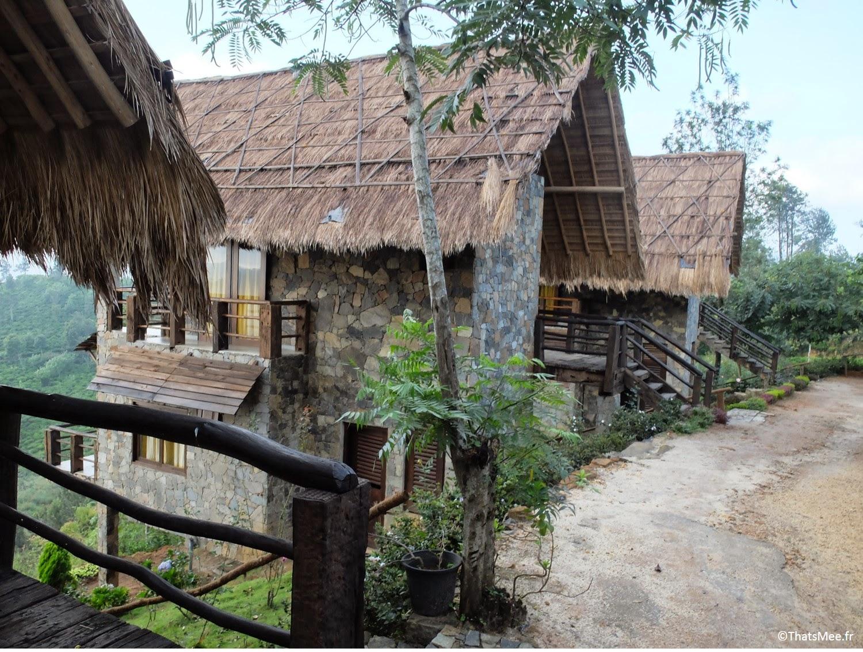 bungalow hutte bois sauvage nature 98 acres resort hotel Ella Sri-Lanka