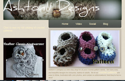 Crochet Patterns by Ashton11