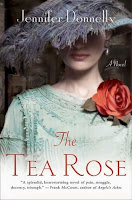 Cover of The Tea Rose by Jennifer Donnelly