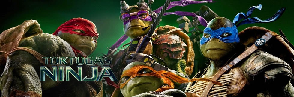 Poster de las tortugas ninjas