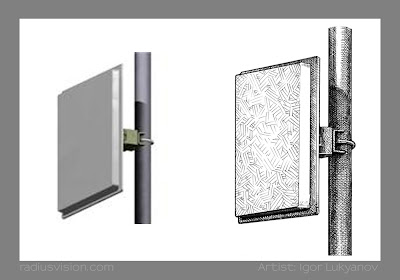 flat panel antenna