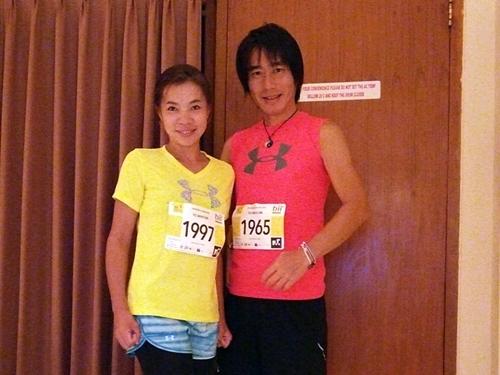 2015 バリマラソン Maybank Bali Marathon di Bali Safari and Marine Park