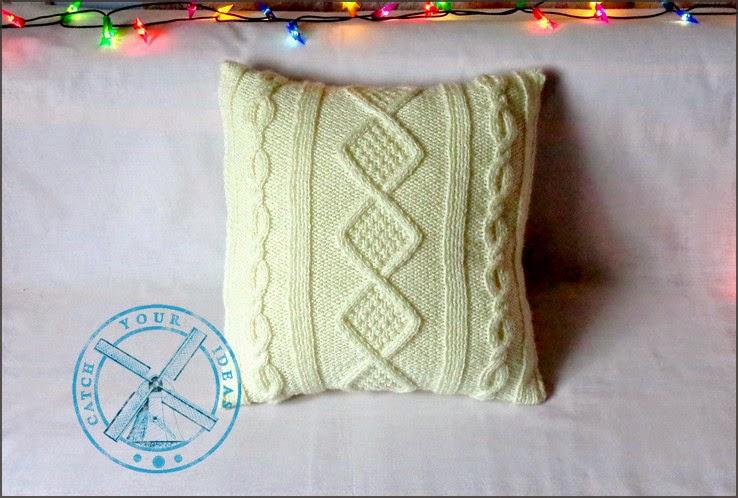 poduszka na drutach, poszewka na drutach, poszewka na poduszkę, poszewka handmade, poszewka na jaśka, knit pillow, poszewka na guziki, poszewka z warkoczami, druty, na drutach, druty handmade, poszewka zrobiona na drutach, druty warkocze, druty wzory, na drutach do domu