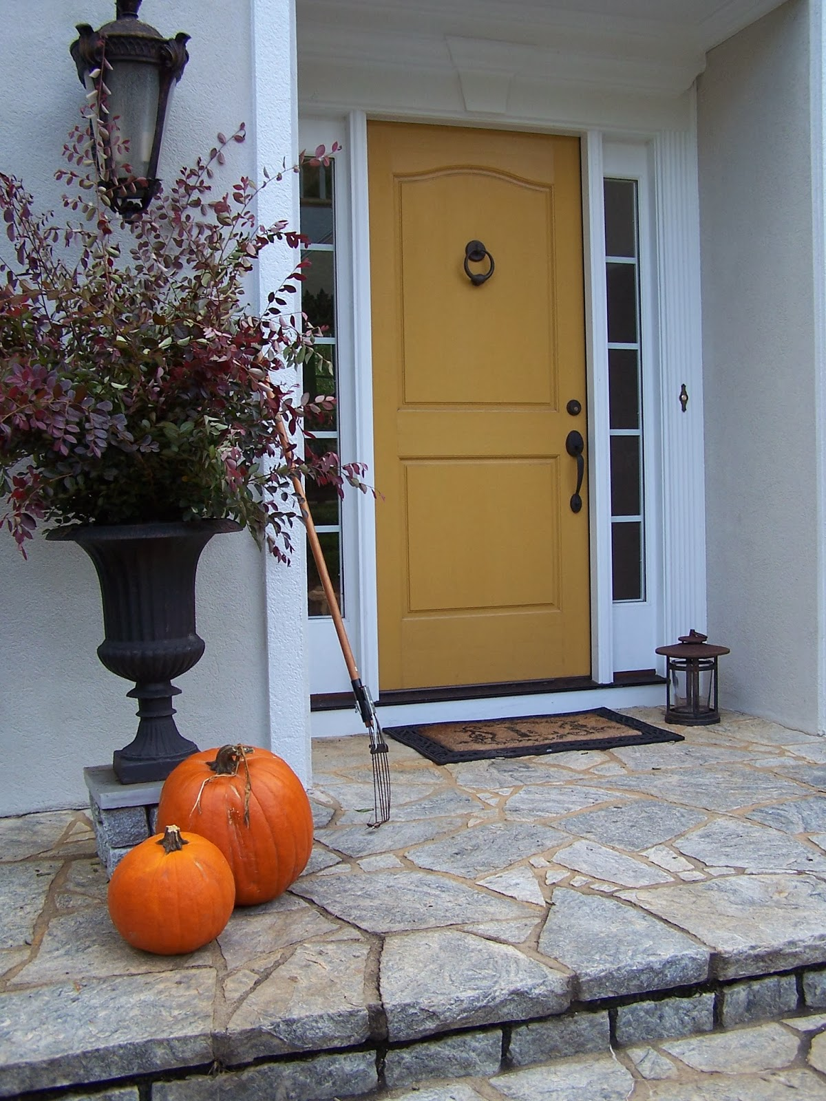 Front Door Create an Entry & TARA DILLARD: Door Knocker