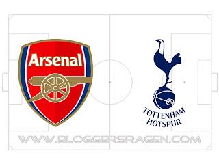 Prediksi Pertandingan Tottenham vs Arsenal