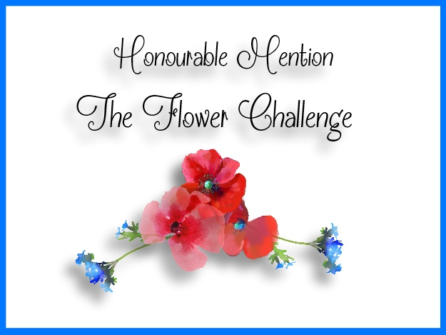 The Flower Challenge - honourable mention
