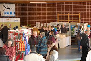Infomesse Natur-Garten-Kunst @ Bürgerhalle Malchen