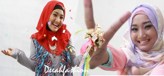Tren Jilbab Remaja Agustus 2014 Ala Fatin