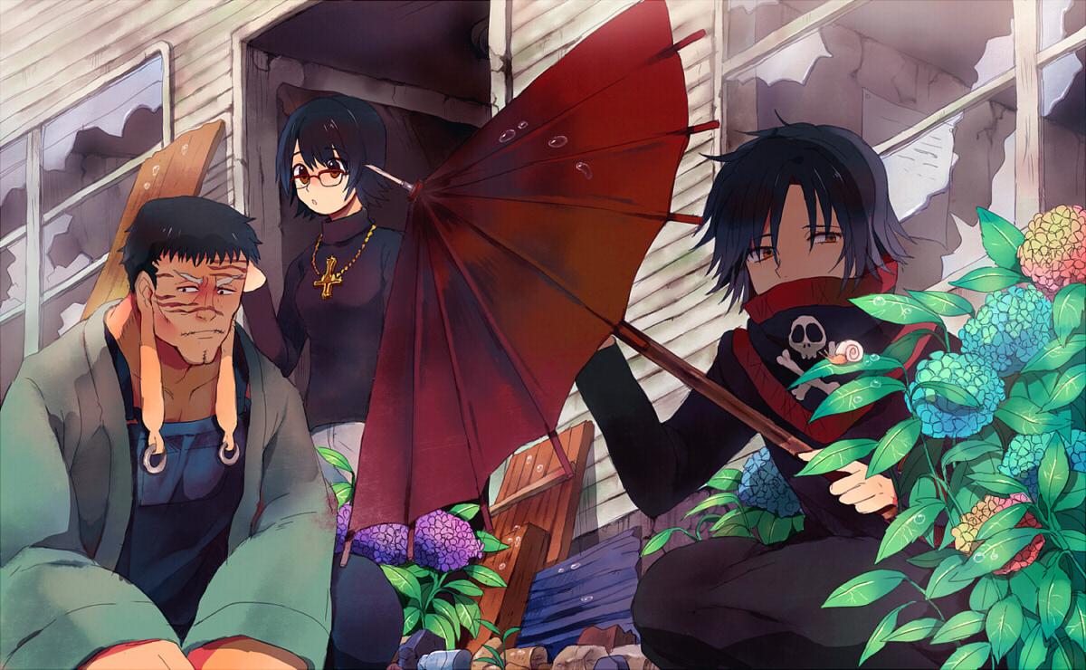 Yamato Naruto Phantom Troupe