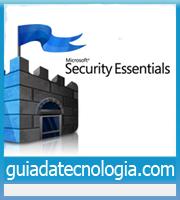 Capa Microsoft Security Essentials